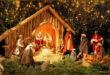 Как сделать рождественский вертеп своими руками избумаги?