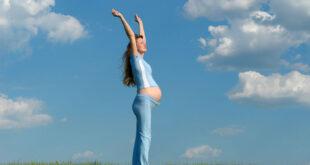 Как родить без боли умного ребенка? Больше двигаться во время беременности
