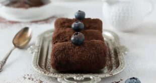 Ни за что не отгадаете, что внутри! 2 полезных десерта без сахара