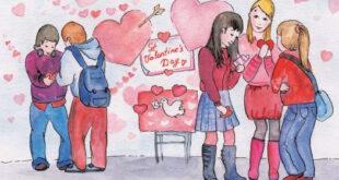День Святого Валентина в школе: как оформить учебное заведение, идеи оригинальных сценариев и конкурсов