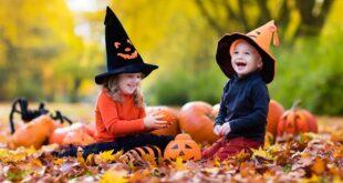 Где взять костюмы на Хэллоуин