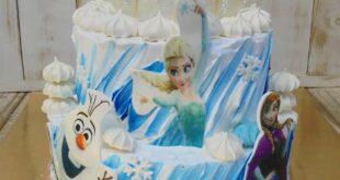 Детские торты на заказ - на день рождения: 7 идей, фото