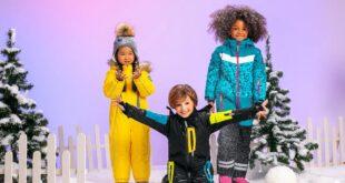 Зимние комбинезоны и обувь для детей и взрослых – выдерживают холод до -30С