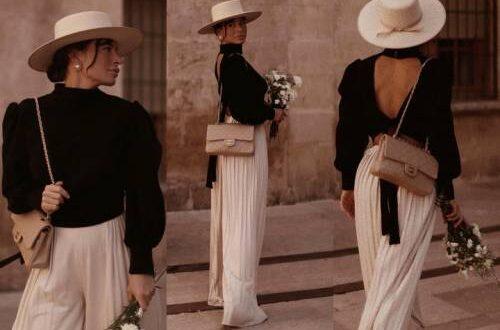 Вдохновляющая женственность в образах Audrey Leighton