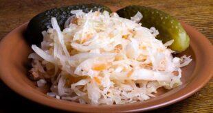 Квашеная капуста - пошаговый рецепт с фото