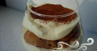 Новый тирамису - пошаговый рецепт с фото