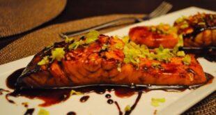 Семга в вине - пошаговый рецепт с фото