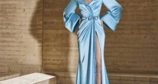 Самые изысканные вечерние платья Tony Ward весна-лето 2022