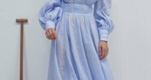 Женская одежда из натуральных тканей Alemais весна-лето 2022