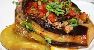Фаршированные баклажаны по-армянски - пошаговый рецепт с фото